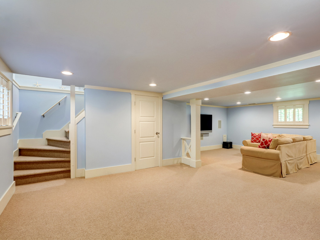 Ask us About Basement Finishing Services in Bismarck, ND